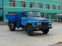 中洁牌XZL5100ZWX4型污泥自卸车