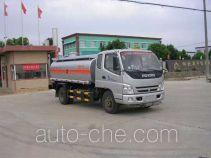 Zhongjie XZL5101GJY3 fuel tank truck