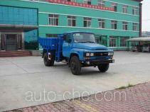 中洁牌XZL5102ZWX3型污泥垃圾车