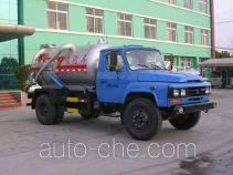 Zhongjie XZL5103GZX4 biogas digester sewage suction truck