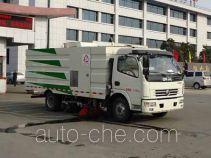 Zhongjie XZL5111TXS5 street sweeper truck