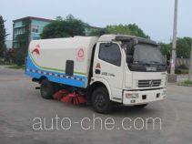 Zhongjie XZL5112TSL4 street sweeper truck