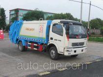 Zhongjie garbage compactor truck