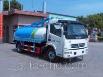 中洁牌XZL5113GQW4型清洗吸污车