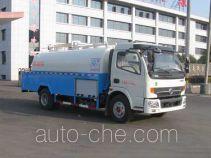 中洁牌XZL5113GQW5型清洗吸污车