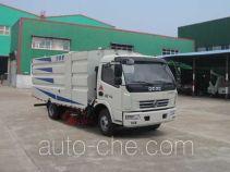 Zhongjie XZL5113TSL4 street sweeper truck
