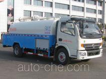 中洁牌XZL5114GQW4型清洗吸污车