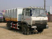 Zhongjie back loading garbage truck