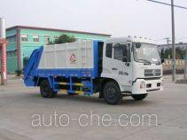 Zhongjie XZL5120ZYS4 garbage compactor truck