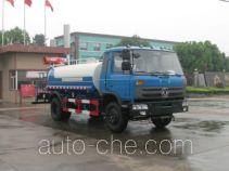 Zhongjie XZL5121GPS4 sprinkler / sprayer truck