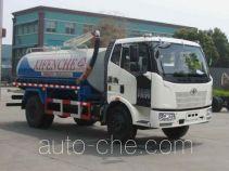 Zhongjie XZL5123GXE4CA suction truck
