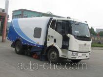 Zhongjie XZL5123TSL4CA street sweeper truck