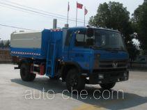 中洁牌XZL5128ZZZ4型自装卸式垃圾车