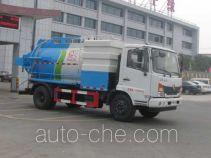 Zhongjie XZL5140GQX5 sewer flusher truck