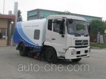 Zhongjie XZL5140TSL3 street sweeper truck