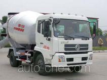 中洁牌XZL5160GJB3型混凝土搅拌运输车