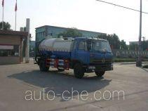 中洁牌XZL5160GQW3型清洗吸污车