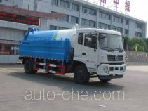 Zhongjie sewer flusher and suction truck