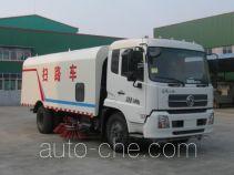Zhongjie XZL5160TSL4 street sweeper truck