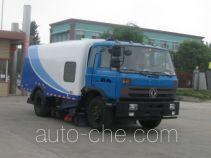 Zhongjie XZL5161TSL4 street sweeper truck