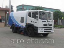 Zhongjie XZL5161TSL5 street sweeper truck
