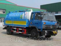 Zhongjie XZL5162GQX4 sewer flusher truck