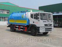 Zhongjie XZL5162GQX5 sewer flusher truck