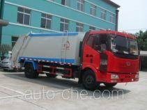 Zhongjie XZL5163ZYS4CA garbage compactor truck