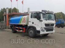 Zhongjie XZL5167GPS5 sprinkler / sprayer truck