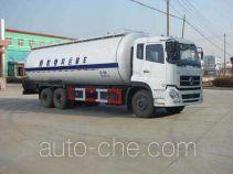 中洁牌XZL5250GFLA1型粉粒物料运输车