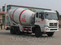 中洁牌XZL5250GJB4型混凝土搅拌运输车