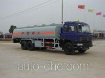 Zhongjie XZL5250GJY6 fuel tank truck