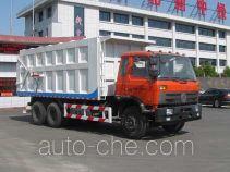 Zhongjie docking garbage compactor truck