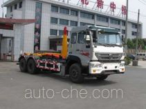 Zhongjie XZL5250ZXX5 detachable body garbage truck