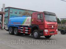 Zhongjie XZL5257GPS5 sprinkler / sprayer truck