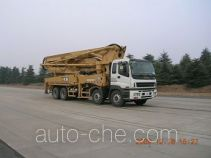 Oubiao XZQ5380THB47R concrete pump truck