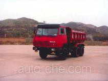 三环牌YA5251ZYH型自卸式运砂车