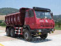 Sanhuan YA5252ZYH sand transport dump truck