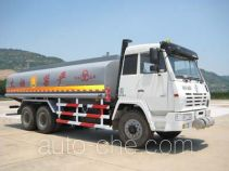 Sanhuan YA5255GYY oil tank truck
