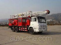Sanhuan YA5255TXJ well-workover rig truck