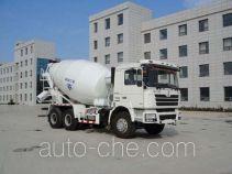 铮铮牌YAJ5250GJB型混凝土搅拌运输车