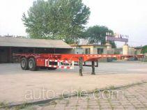 Zhengzheng YAJ9350TJZ container transport trailer