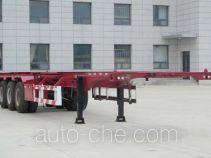 Zhengzheng YAJ9400TJZ container transport trailer