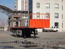 Zhengzheng flatbed trailer