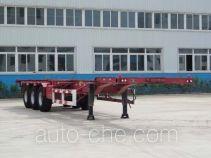 Zhengzheng YAJ9401TJZA container transport trailer