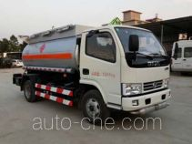Yanan YAZ5070GRY flammable liquid tank truck