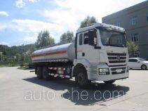 Yanan YAZ5250GYY oil tank truck