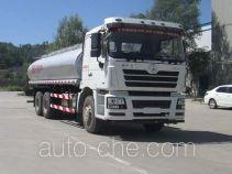 Yanan YAZ5251TGY oilfield fluids tank truck