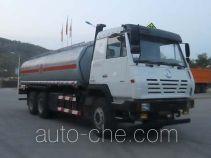 Yanan YAZ5252GYY oil tank truck