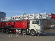 Yanan YAZ5310TXJ well-workover rig truck